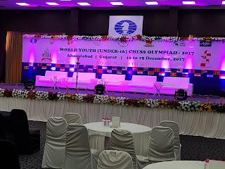 The World Youth U-16 Olympiad Begins