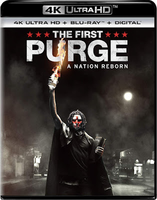 The First Purge 4k Ultra Hd