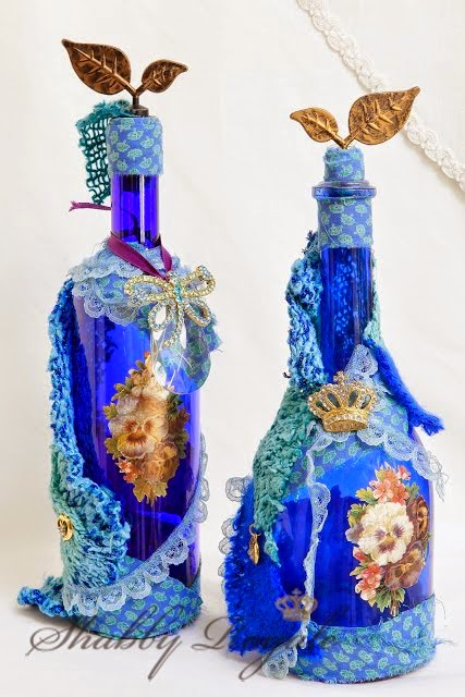 Altered Bottles.