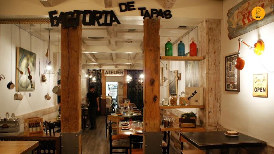 La Gastrocroquetería de Chema Madrid