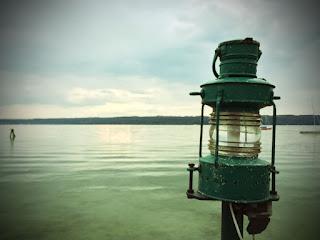 Leuchte am See
