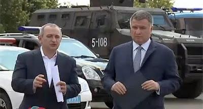 Генпрокуратура и МВД провели показательные задержания бывших налоговиков