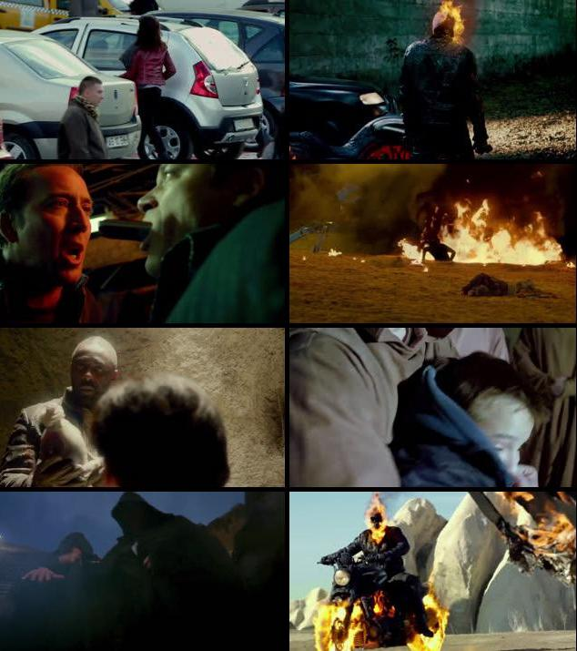 Ghost Rider Spirit of Vengeance 2011 Dual Audio Hindi 720p BRRip