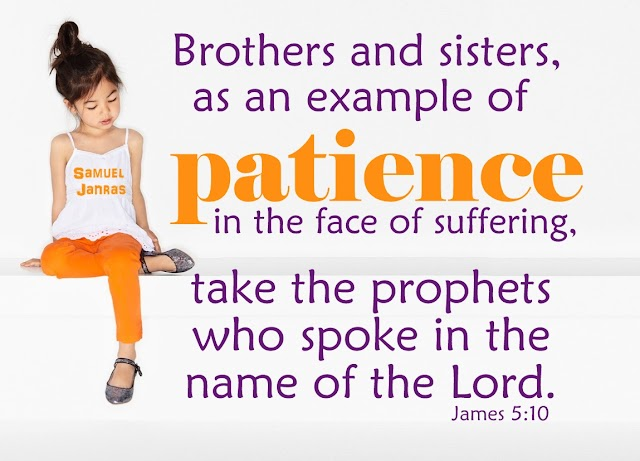 Patience Encouraging Bible Quotes