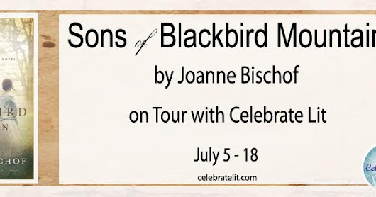 Sons of Blackbird Mountain by Joanne Bischof