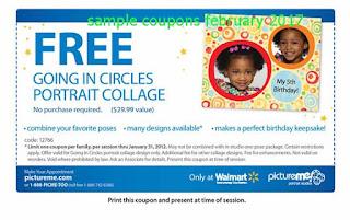 Walmart coupons february