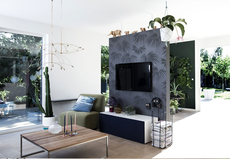 blues and greens and some purple la maison d 39 anna g bloglovin. Black Bedroom Furniture Sets. Home Design Ideas