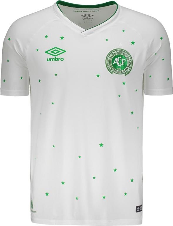 3957e038cc Umbro lança camisa especial para a Chapecoense - Show de Camisas