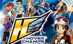 Hover champs: spin & go [Audio Castellano] [26/26] [MEGA]