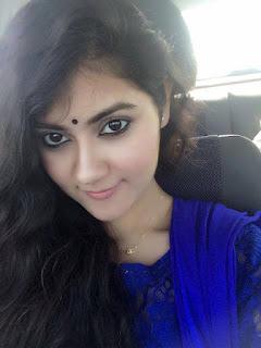 Shaina Amin Selfie