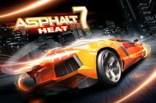 Asphalt 7 Heat 240x400 java game Download for full