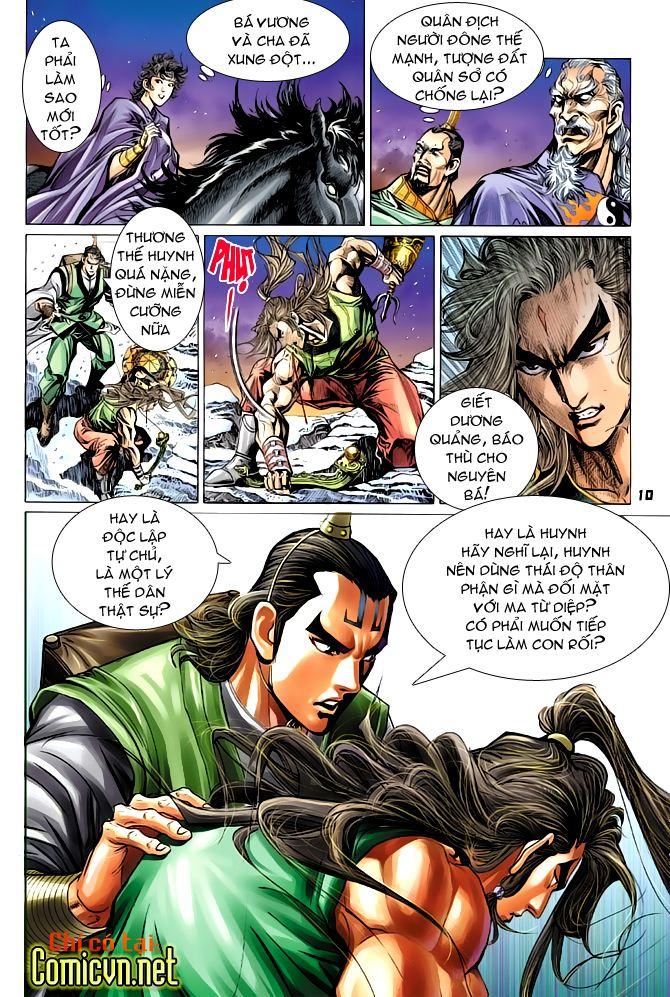 Đại Đường Uy Long chapter 56 trang 10