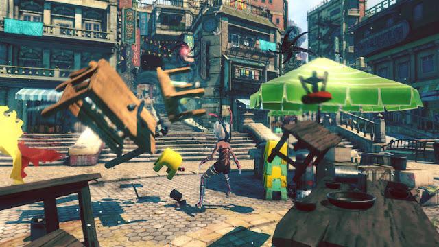 Info Lengkap Seputar Game Gravity Rush 2 11
