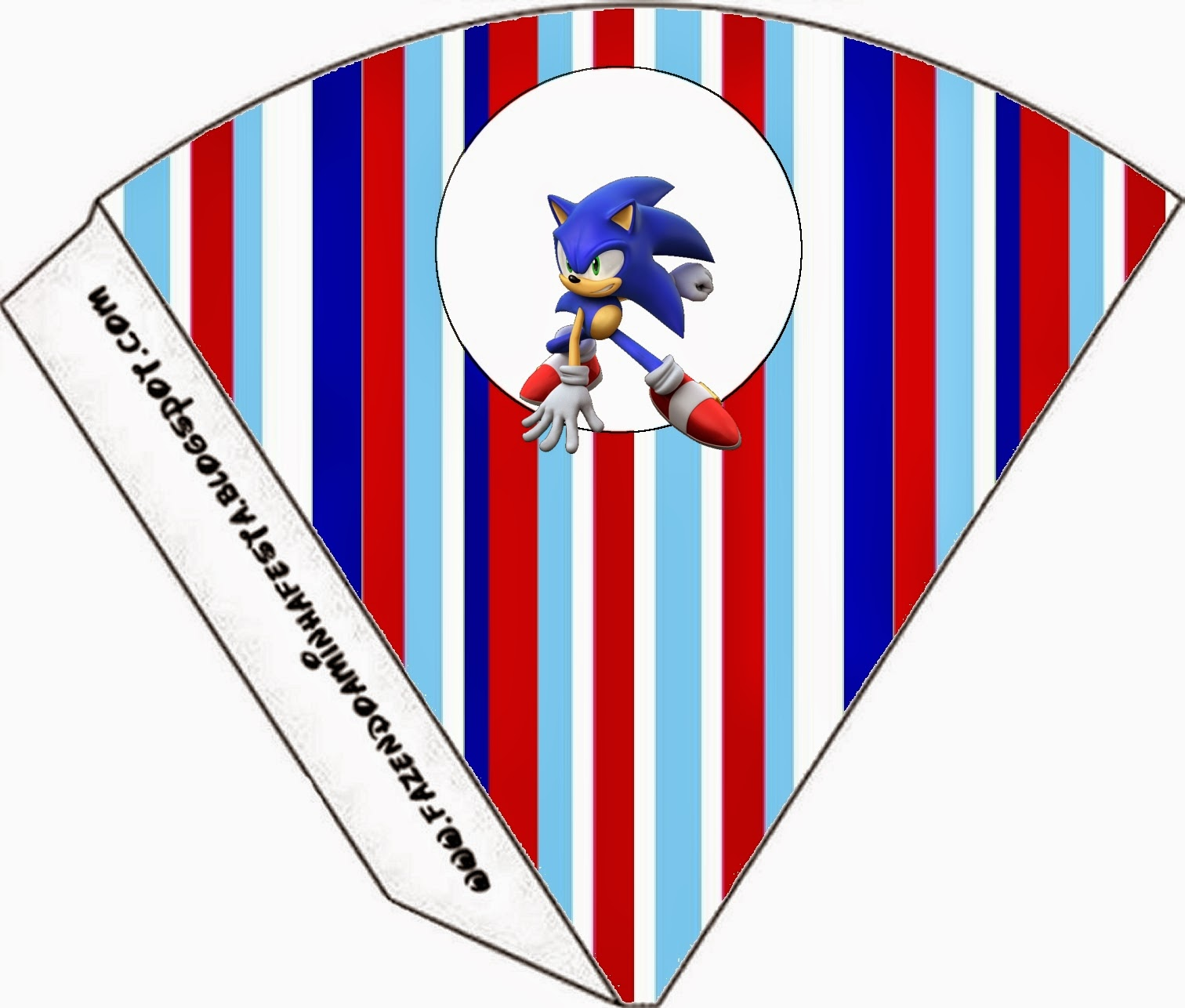 Sonic: Free Party Printables. - Oh My Fiesta! for Geeks