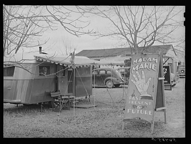 6 December 1940 worldwartwo.filminspector.com Fort Benning Georgia fortune teller