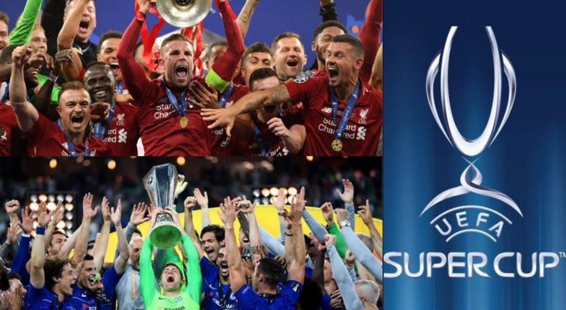 Rojadirecta LIVERPOOL CHELSEA Streaming e Diretta TV, dove vedere la Supercoppa Europea 2019.