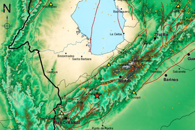 Sismo de 4.0 grados sentido con fuerza en Mérida