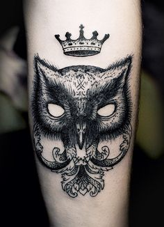 16 Unique Owl Tattoo Designs and Meanings