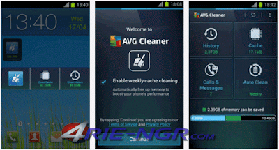 AVG Cleaner Pro 3.0.1.1 Apk Gratis Terbaru