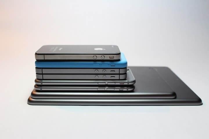Perangkat Apple - iPhone iPad iPod Touch