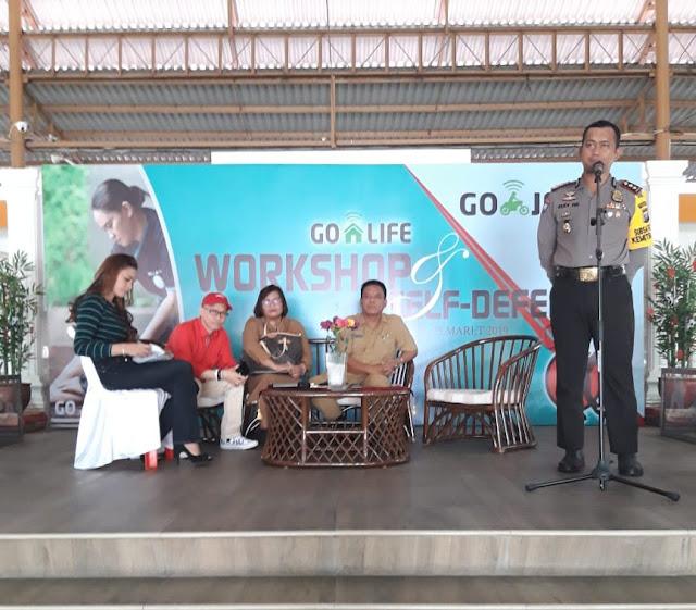 GOJEK Ciptakan Standar Keamanan dan Keselamatan Mitra GO-MASSAGE