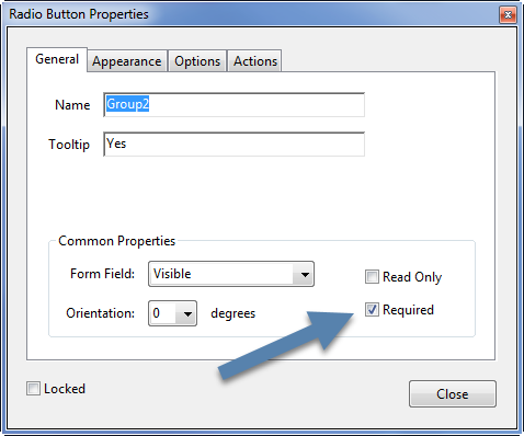 how to create editable pdf form fields
