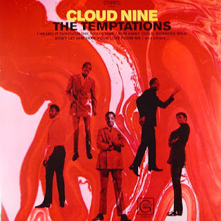 Cloud Nine Cover Lp