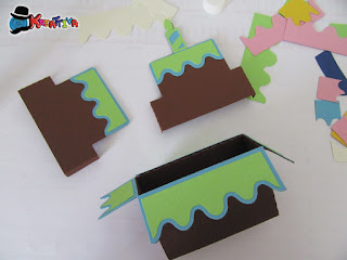 completa la card pop up box