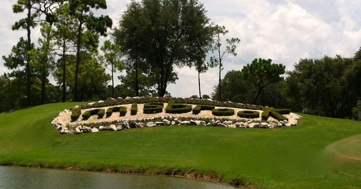 Innisbrook Golf Resort  Deejs Florida Swing  The World