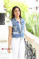 Telugu Actress Lavanya Tripathi Latest Pos in Denim Jeans and Jacket  0003.JPG