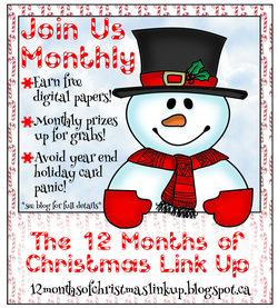 The 12 Months of Christmas LinkUp
