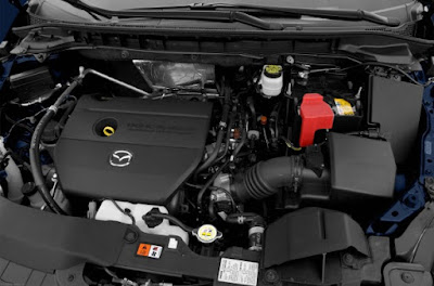Mazda CX-7 Crossover Engine