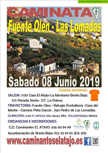 """EL ATAJO: """"Fuente Olen - Las Lomadas"""""""