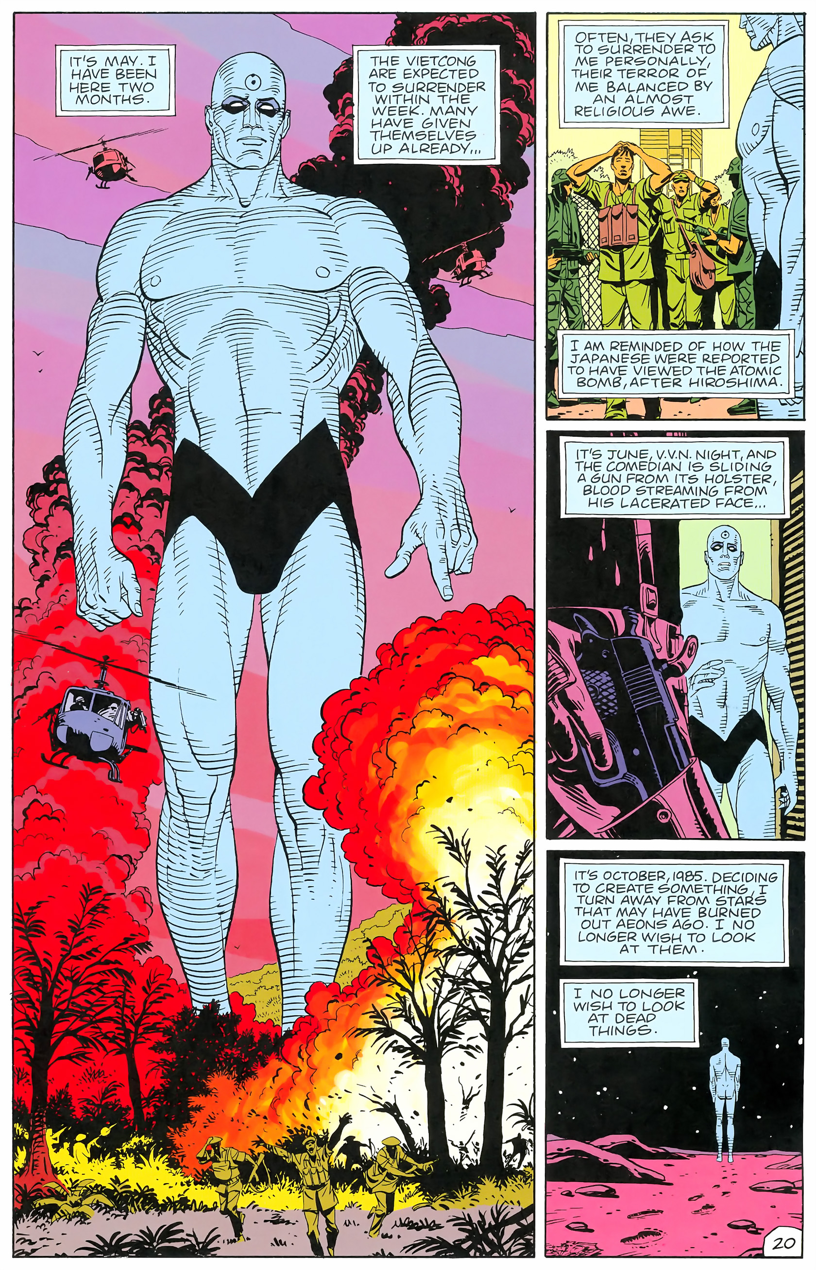 Watchmen (1986) issue 4 - Page 22