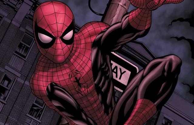 spiderman bangkit dari kematian