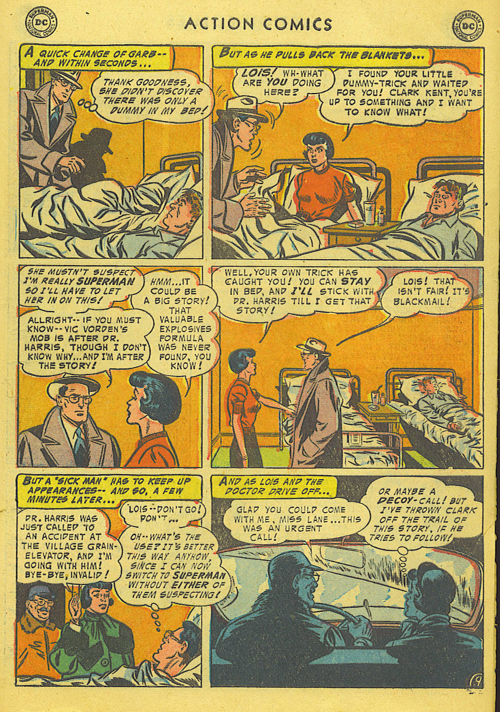 Action Comics (1938) 191 Page 10