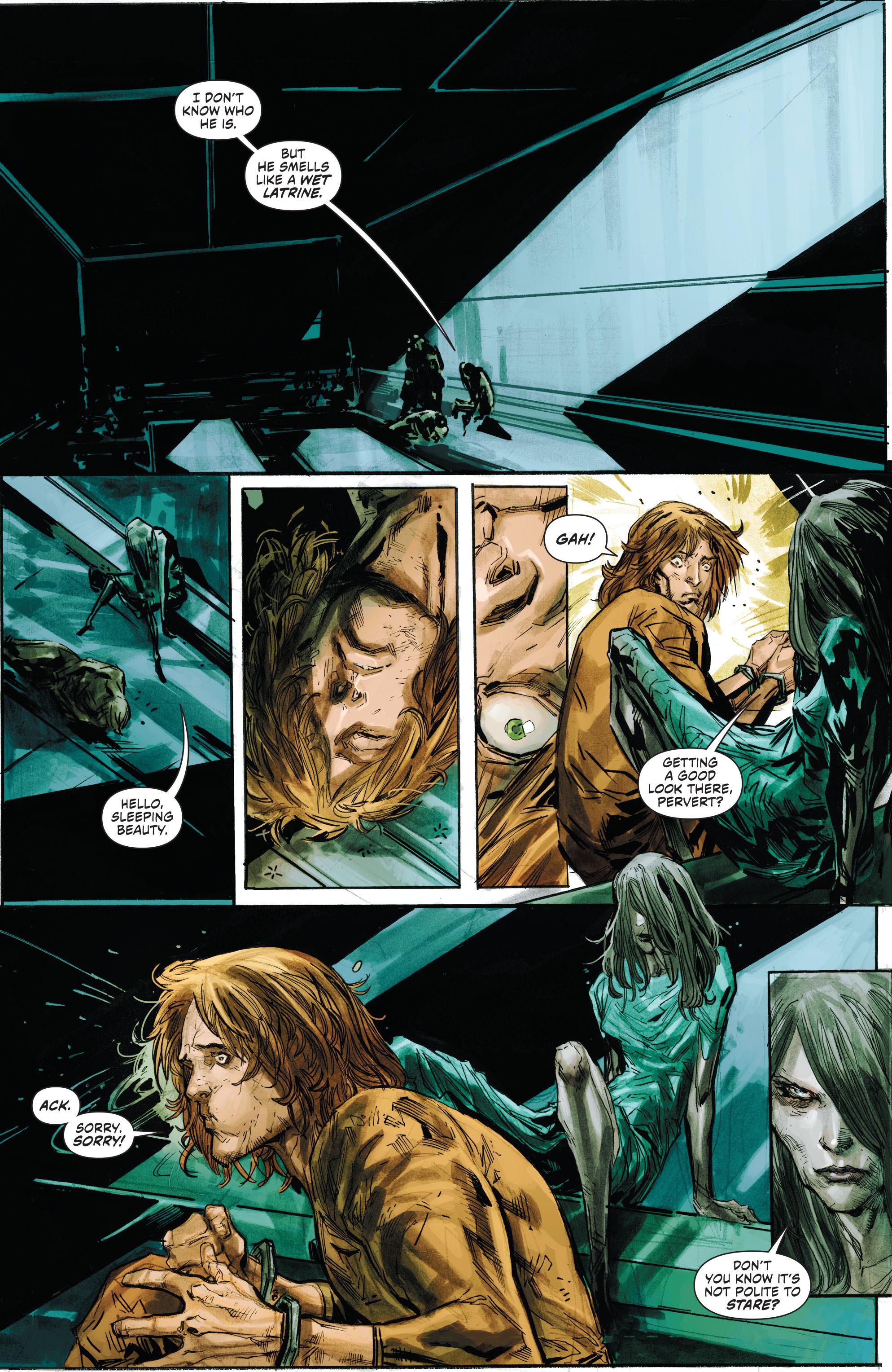 Read online Secret Six (2015) comic -  Issue #1 - 9