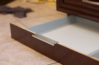 Kitchen Cabinet Drawer Front Brackets