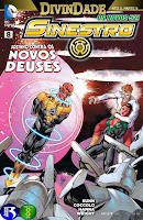 Os Novos 52! Sinestro #8
