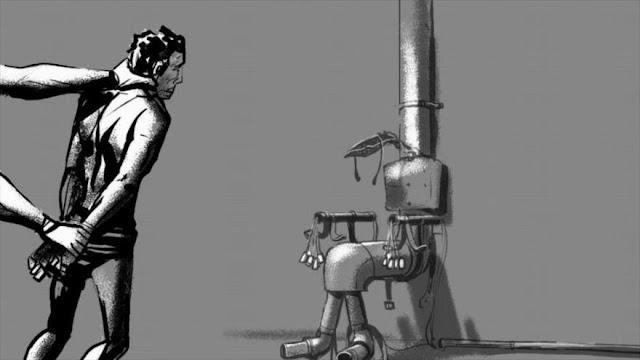 Revelan táctica de tortura de la CIA: Improvisada silla eléctrica