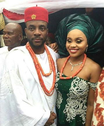 Ebuka Obi Uchendu wife
