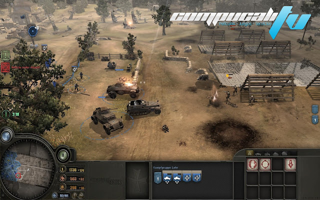 Company of Heroes: Opposing Front PC Full Español
