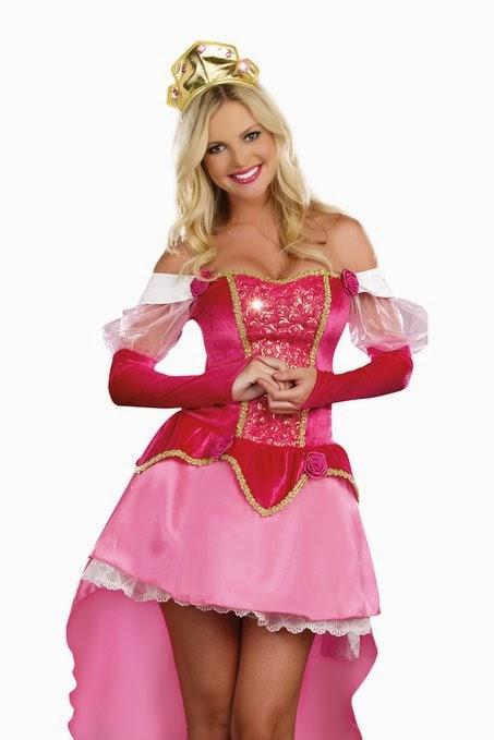 Sexy Aurora Costume