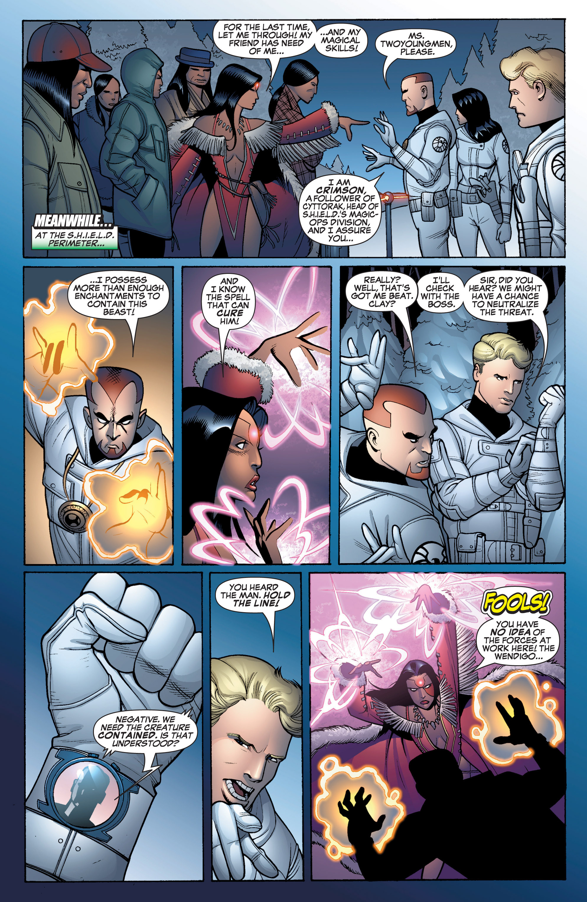 Read online She-Hulk (2005) comic -  Issue #16 - 16