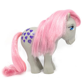 MLP Polly Year Two Int. Collector Ponies G1 Pony