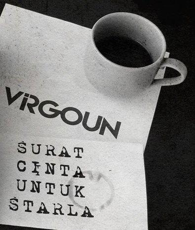 Lirik Lagu Lirik Surat Cinta Untuk Starla - Virgoun chord kunci gitar, download album dan video mp3 terbaru 2017 gratis