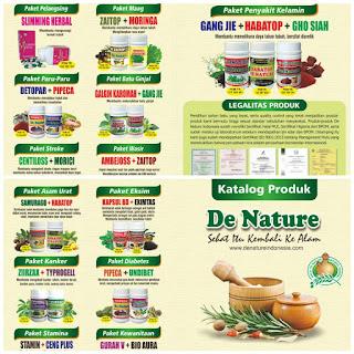 Kontak Layanan Pemesanan De Nature Asli 100%