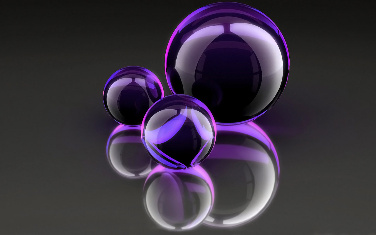 3d Bubbles Wallpaper: HD Wallpapers: Window 7 3D Wallpapers