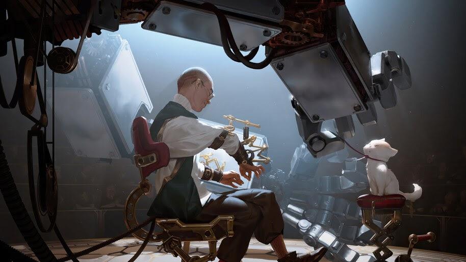 Professor Von Yipp, Legends of Runeterra, 4K, #3.1808