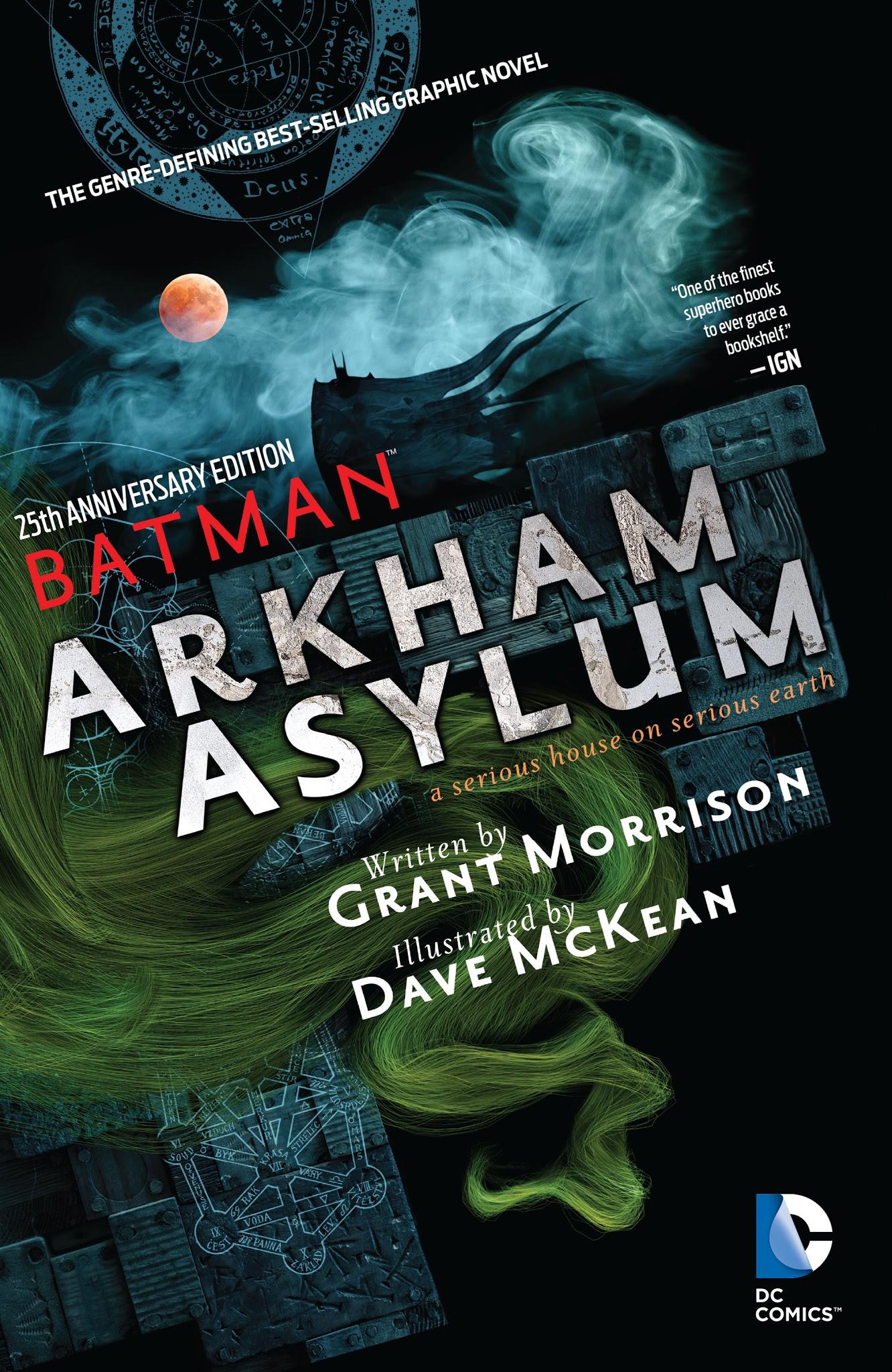 Batman: Arkham Asylum 25th Anniversary Edition TPB Page 1